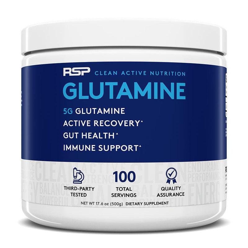 RSP Nutrition Glutamine (100 Serve) 500g