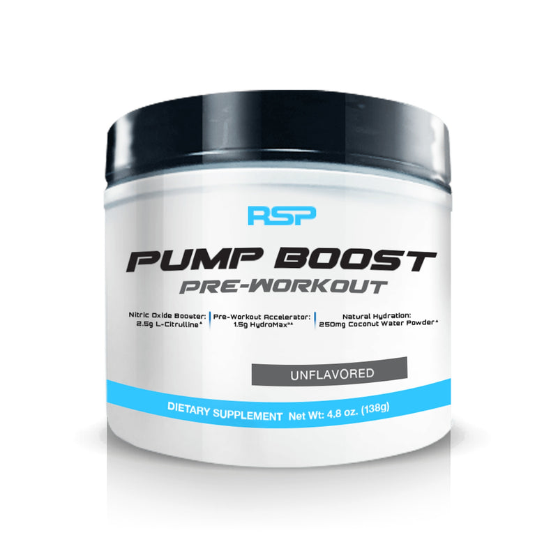 RSP Nutrition Pump Boost (30 Serve)