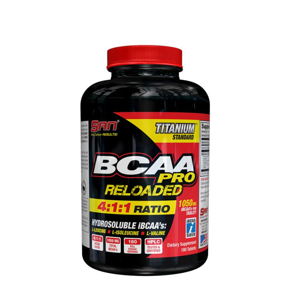 Performance - SAN Nutrition BCAA-Pro Reloaded (180 Serve) 180 Tablets