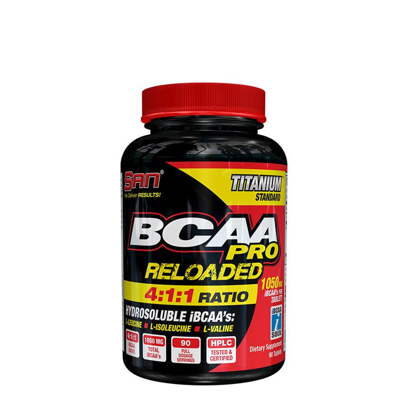 Performance - SAN Nutrition BCAA-Pro Reloaded (90 Serve) 90 Tablets