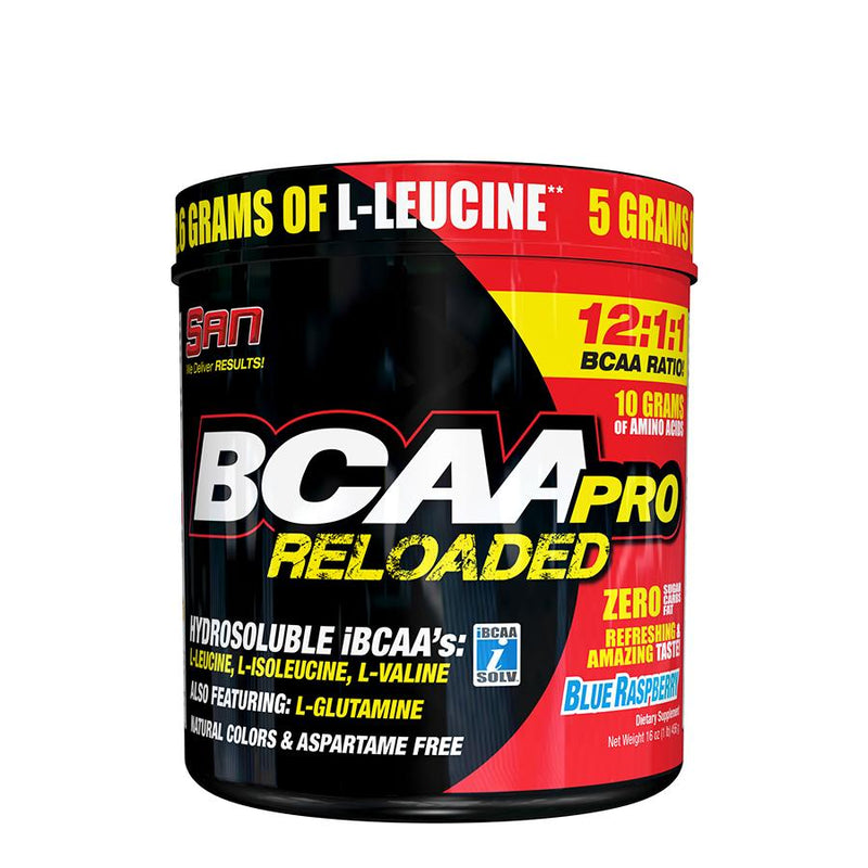 Performance - SAN Nutrition BCAA-Pro Reloaded Powder (40 Serve) 456g