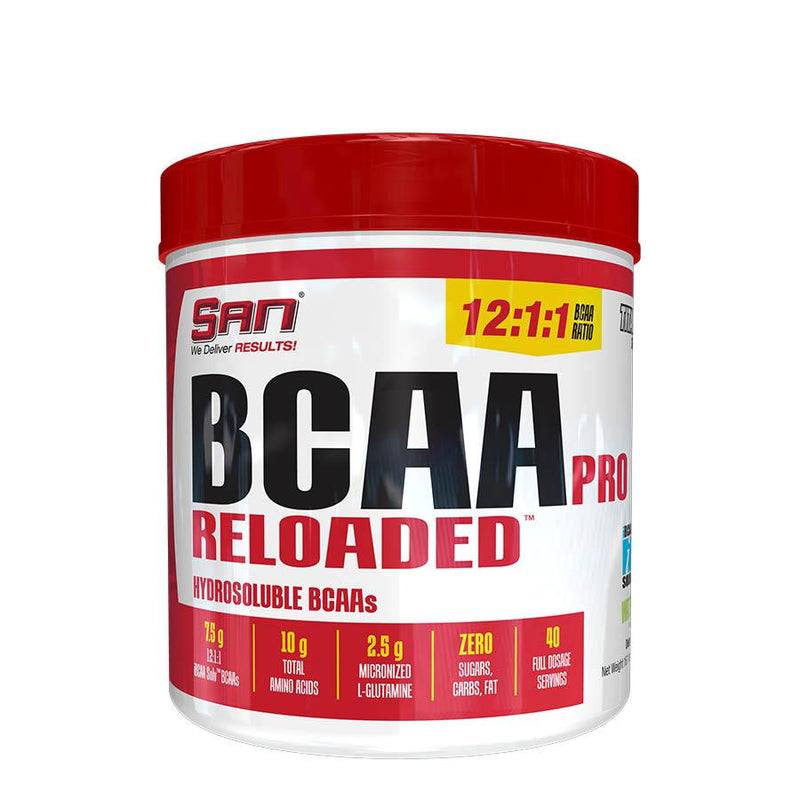 SAN Nutrition BCAA-Pro Reloaded Powder (40 Serve) 456g
