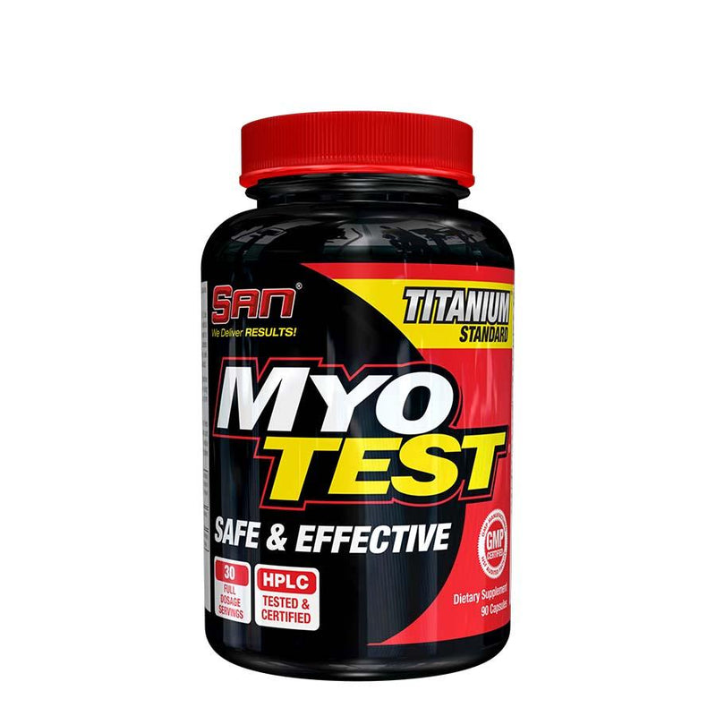 SAN Nutrition Myo Test (30 Serve) 90 Capsules