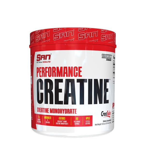 Performance - SAN Nutrition Performance Creatine (60 Serve) 300g