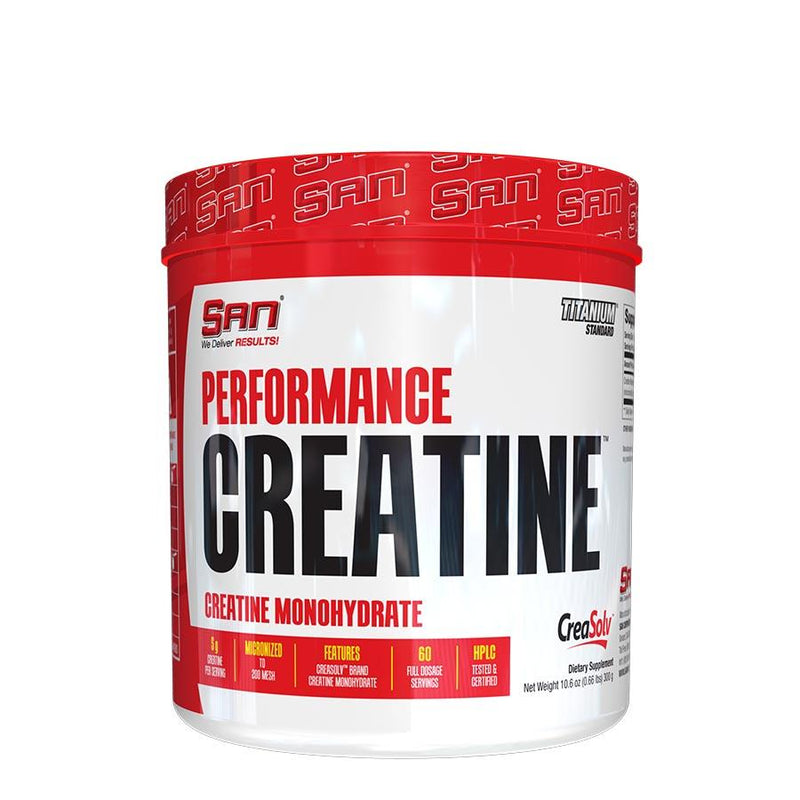 SAN Nutrition Performance Creatine (60 Serve) 300g