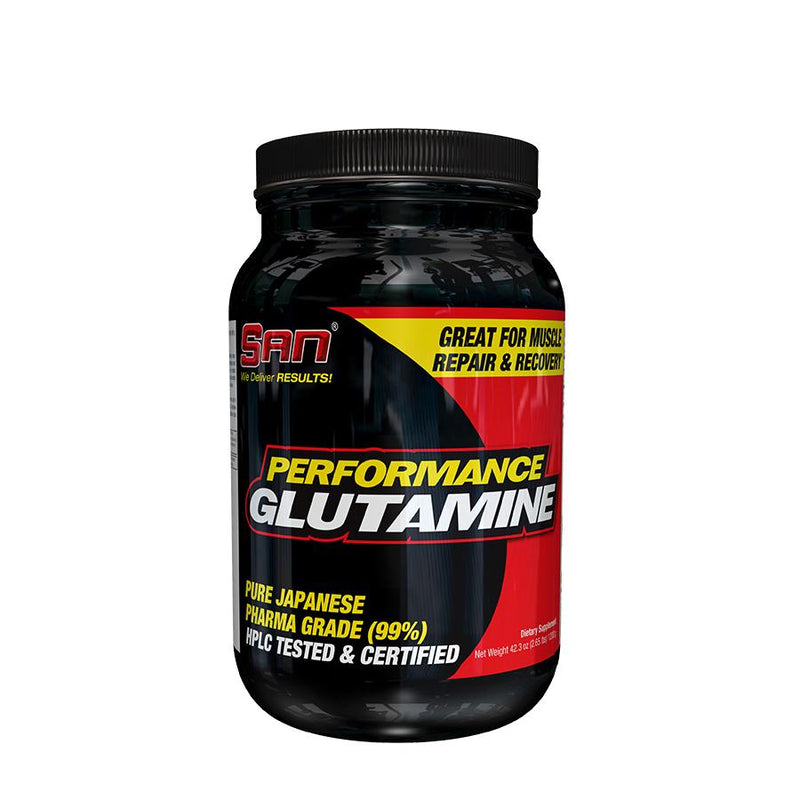 Performance - SAN Nutrition Performance Glutamine (240 Serve) 1.2kg