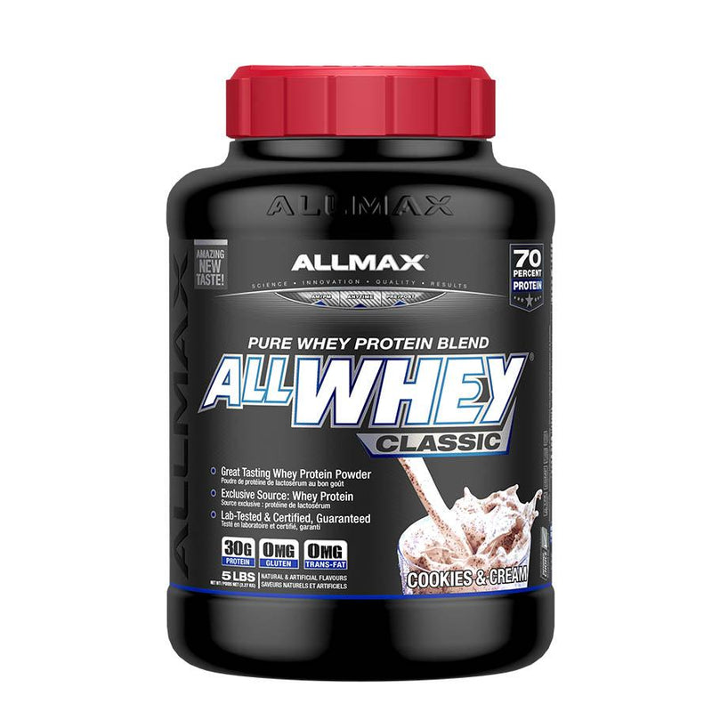 Protein - Allmax Nutrition All Whey Classic