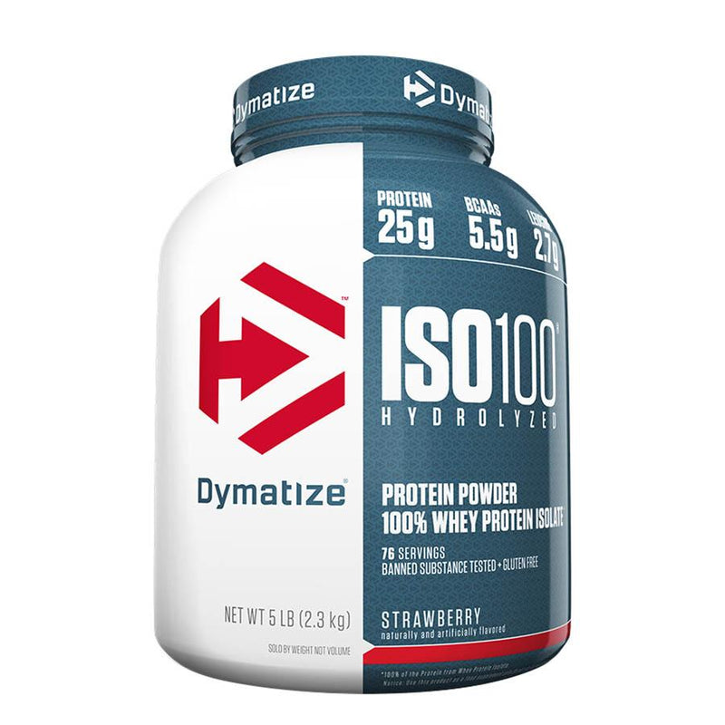 Protein - Dymatize ISO100