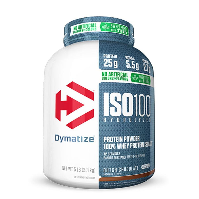 Protein - Dymatize ISO100 (STEVIA SWEETENED)
