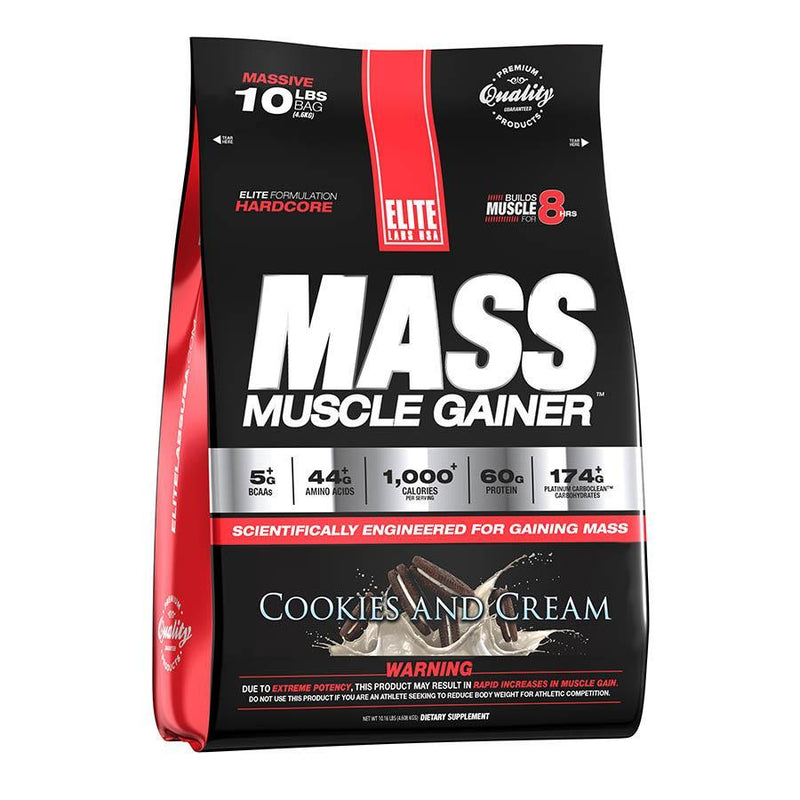 Protein - Elite Labs USA Mass Muscle Gainer