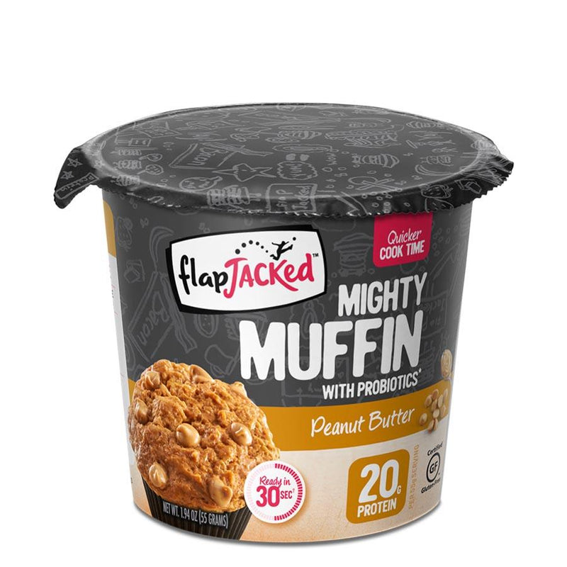 Protein - FlapJacked Mighty Muffin (55g) 12 Pack