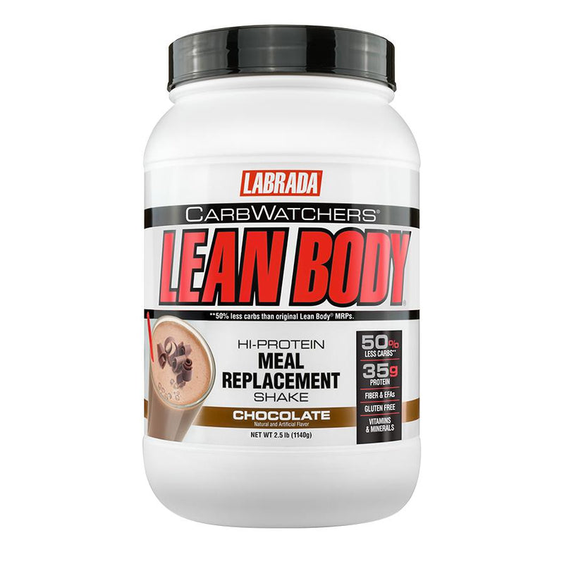 Protein - Labrada CarbWatches Lean Body Meal Replacement (20 Serve) 1.14kg