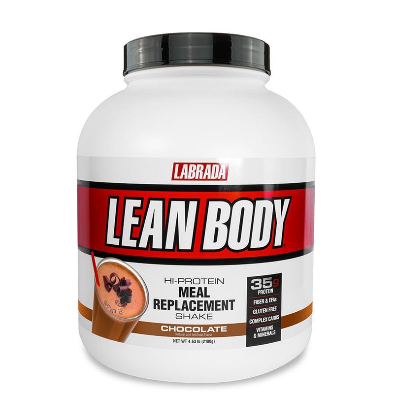Protein - Labrada Lean Body Meal Replacement