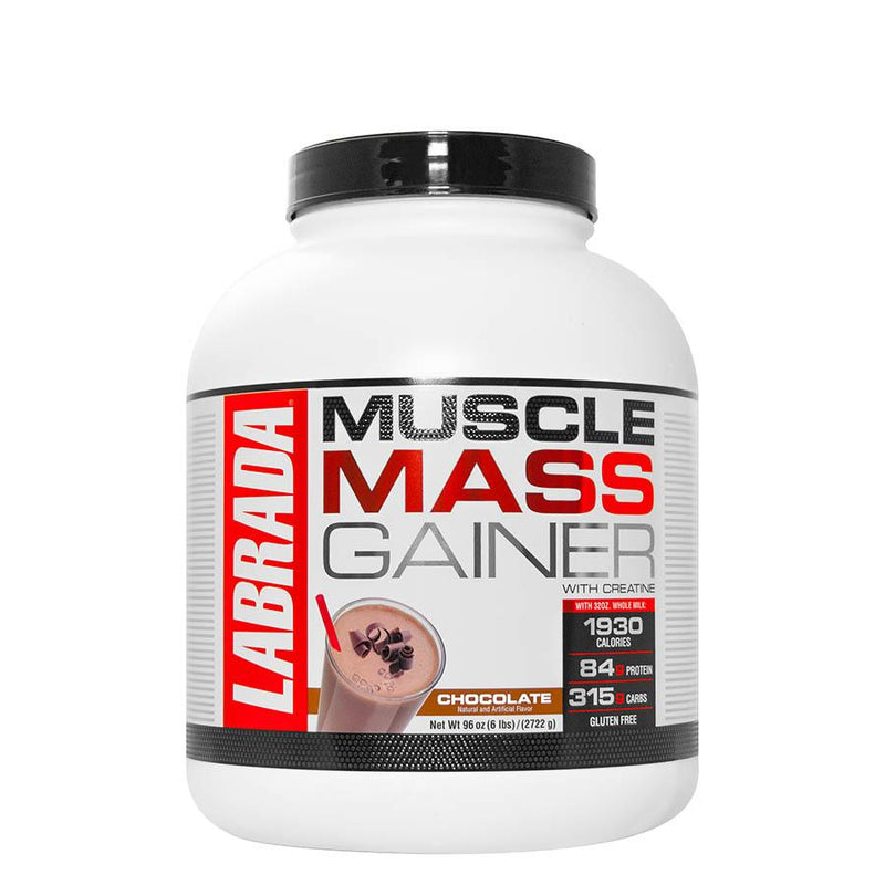 Protein - Labrada Nutrition Muscle Mass Gainer