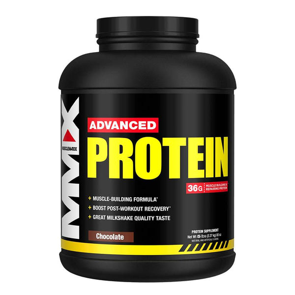 Protein - Muscle Maxx Advanced Protein 2.27kg Chocolate