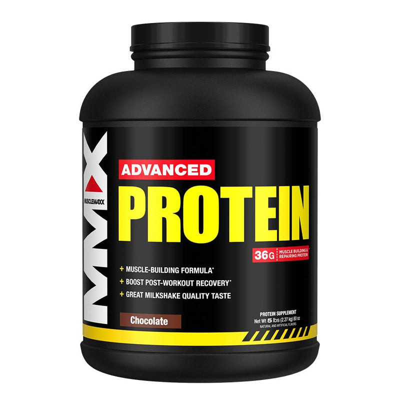 Muscle Maxx Advanced Protein 2.27kg Chocolate