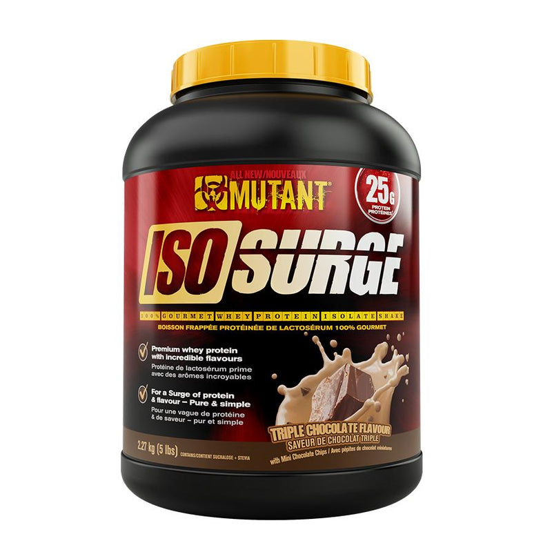 Protein - MUTANT ISO SURGE