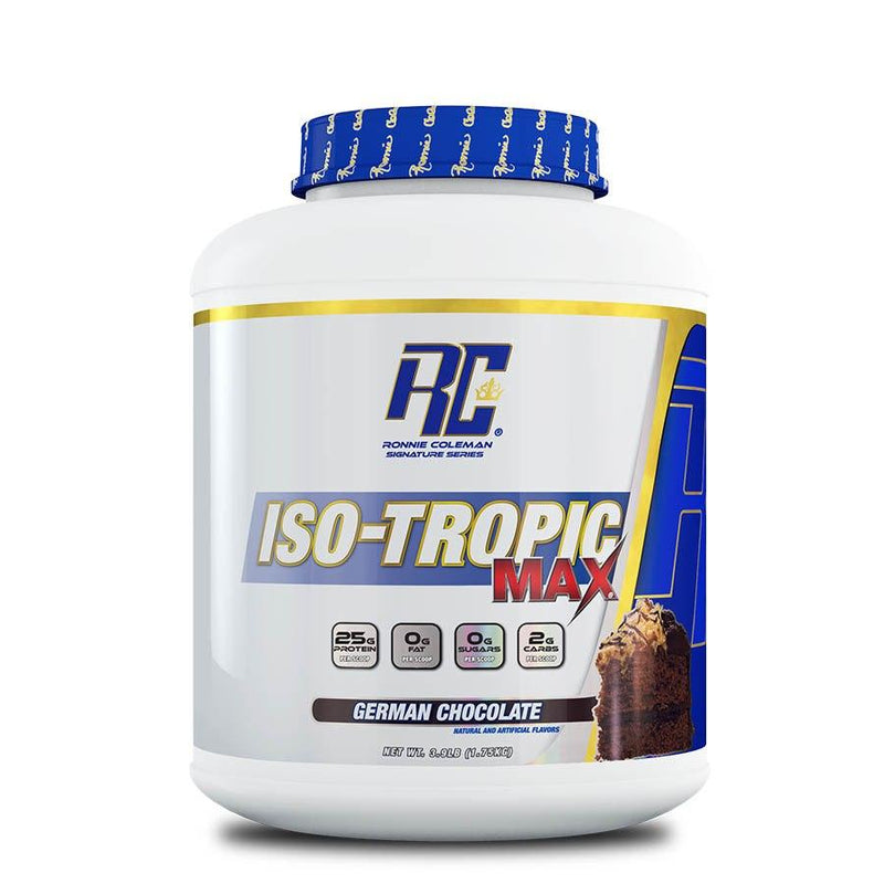 Protein - Ronnie Coleman ISO-Tropic MAX (1.4kg)