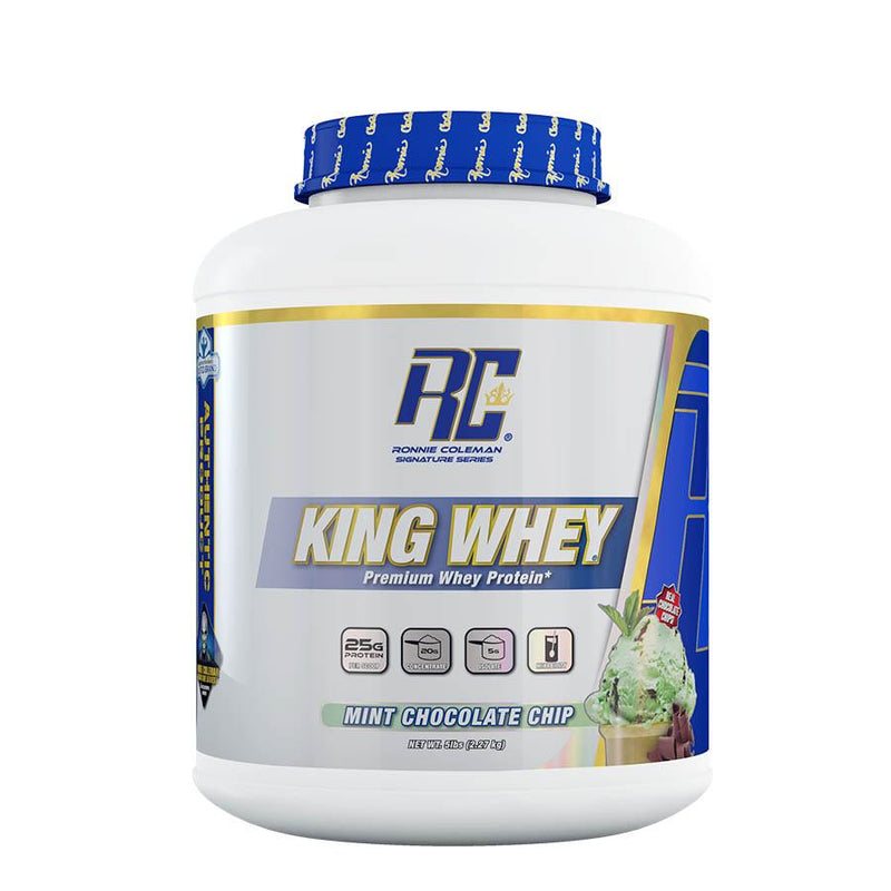 Protein - Ronnie Coleman King Whey