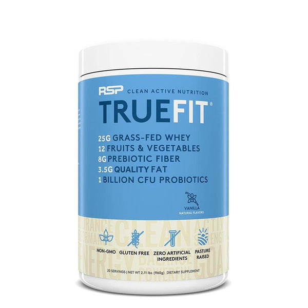 Protein - RSP Nutrition TrueFit (20 Serve) 940g