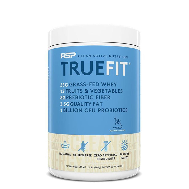 RSP Nutrition TrueFit Meal Replacement