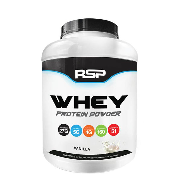 Protein - RSP Nutrition Whey 2kg