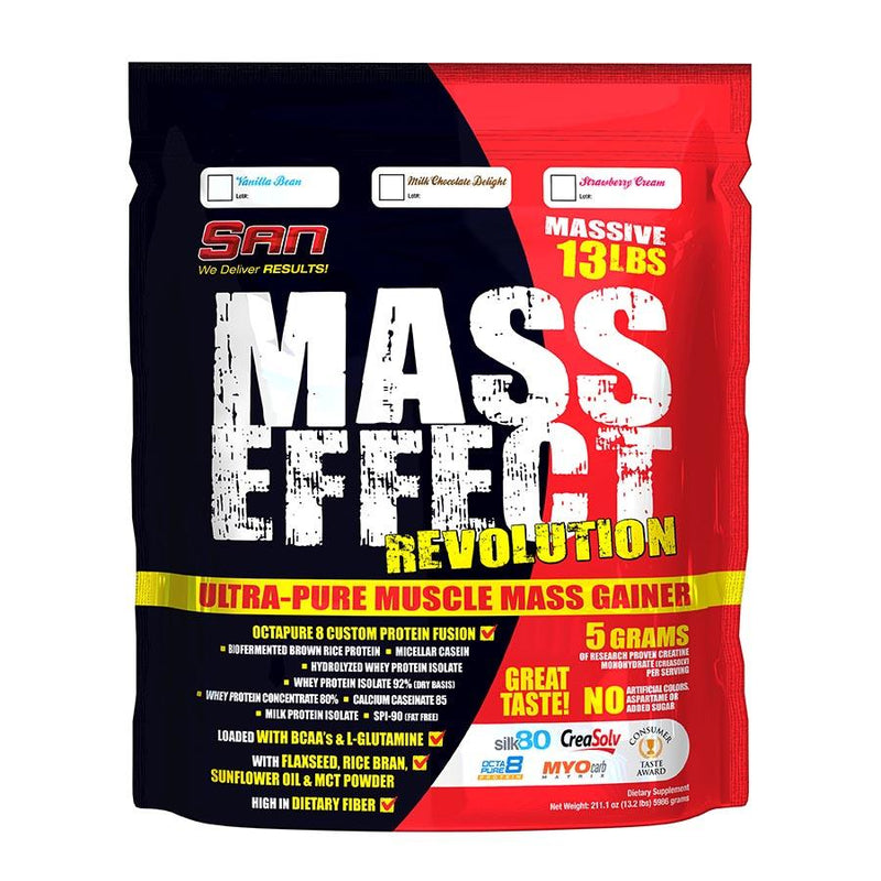 Protein - SAN Nutrition Mass Effect