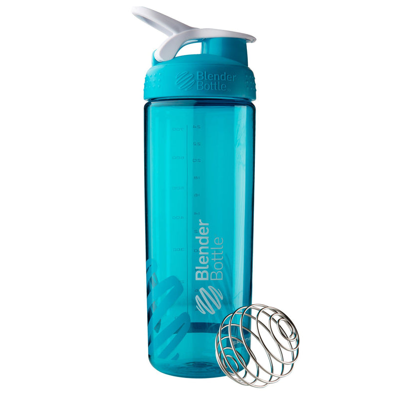BlenderBottle SportMixer Sleek 825ml - Accessories - Gladiator Fitness