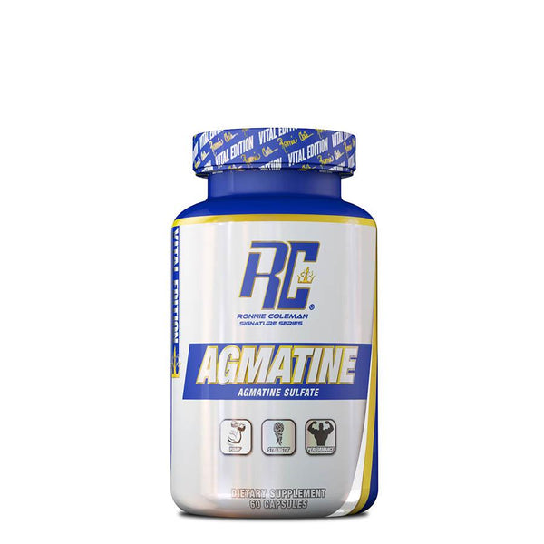 Supplements - Ronnie Coleman Vital Edition Agmatine (60 Capsules)