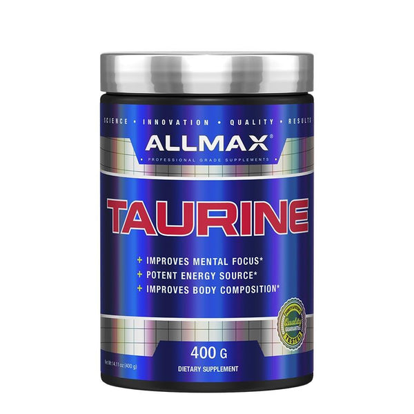 Vitamins & Health - Allmax Nutrition Taurine (133 Serve) 400g