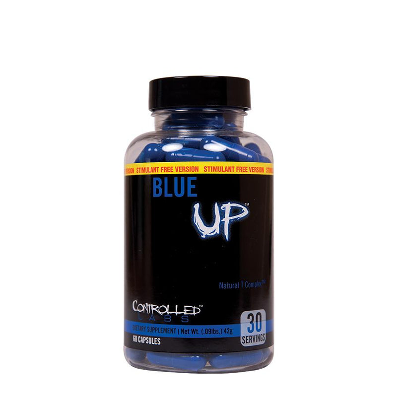 Controlled Labs Blue Up Stim Free (30 serve) 60 Capsules