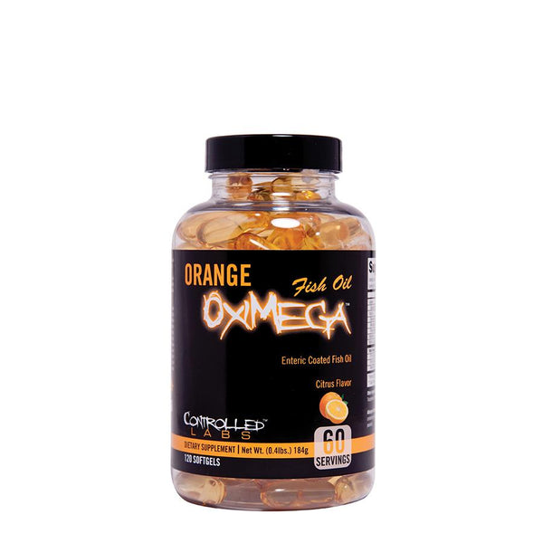 Vitamins & Health - Controlled Labs Orange OxiMega Fish Oil (60 Serve)