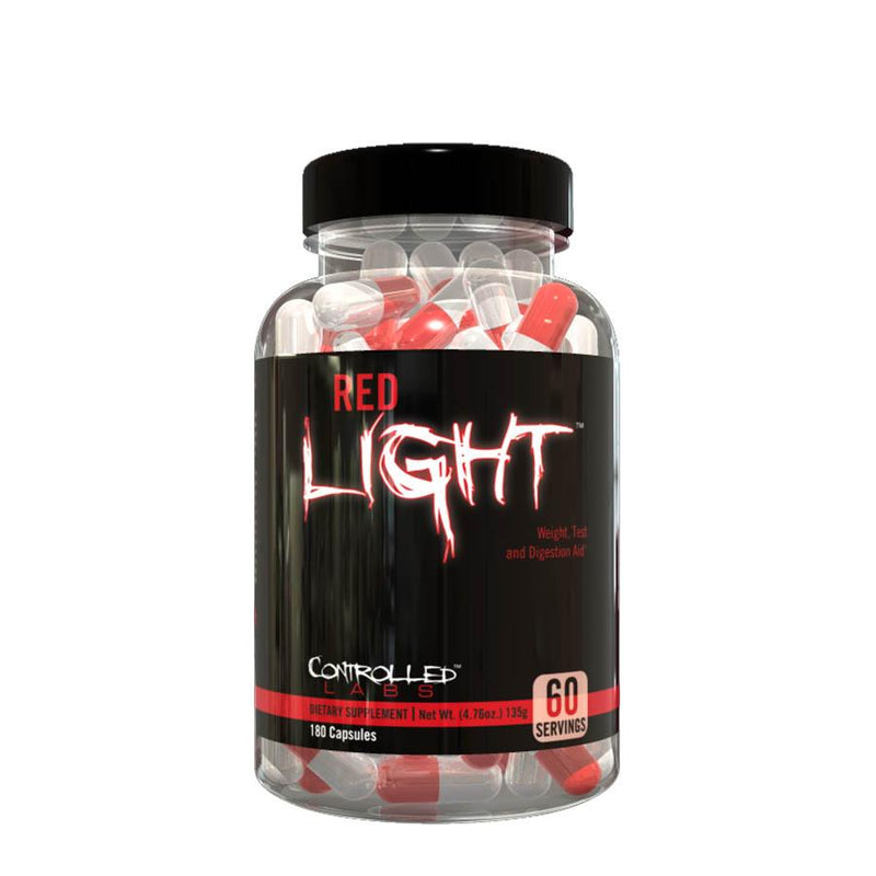 Controlled Labs Red Light (60 serve) 180 Capsules