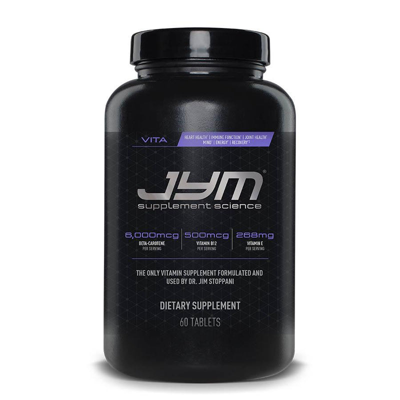 Vitamins & Health - JYM Supplements VITA (30 Serve) 60 Capsules