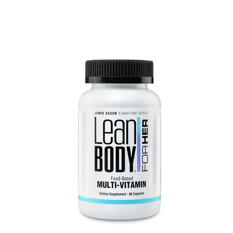 Vitamins & Health - Lean Body For Her Multi Vitamins (30 Serve) 60 Capsules
