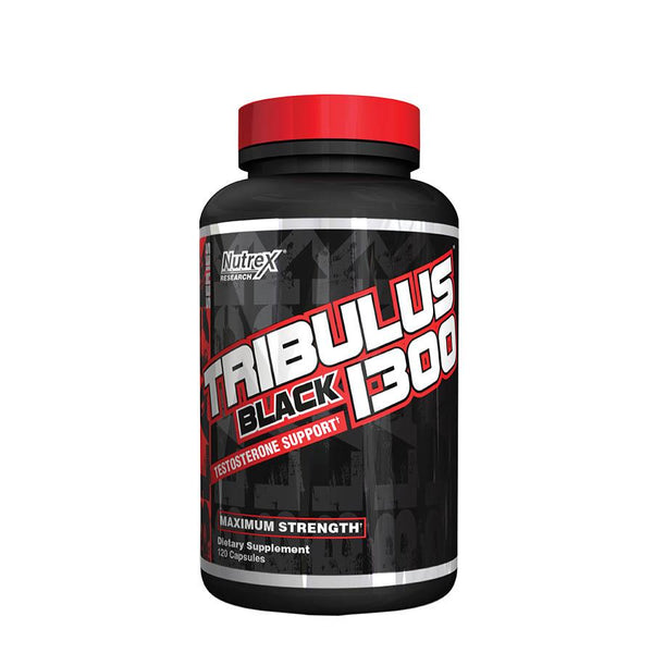 Vitamins & Health - Nutrex Research Tribulus Black 1300 (60 Serve) 120 Capsules