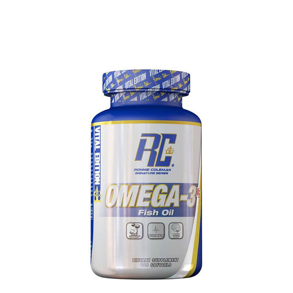 Vitamins & Health - Ronnie Coleman Vital Edition Omega-3 XS (120 Capsules)