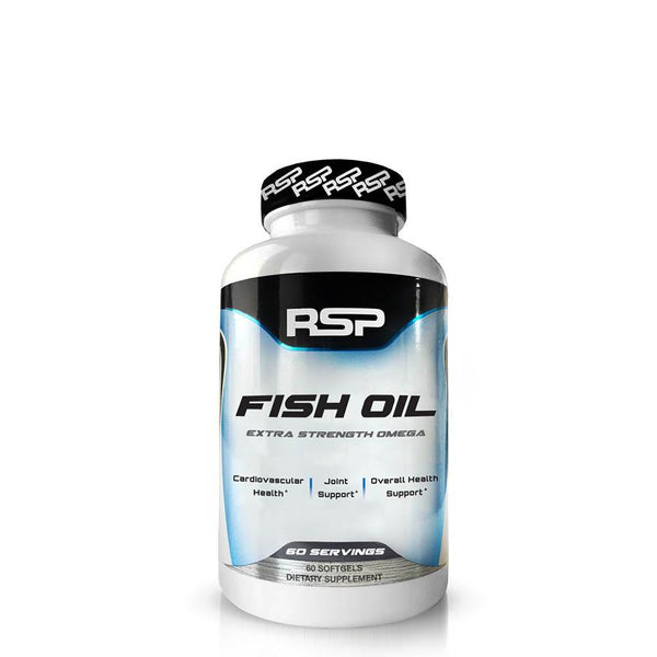 Vitamins & Health - RSP Nutrition Fish Oil
