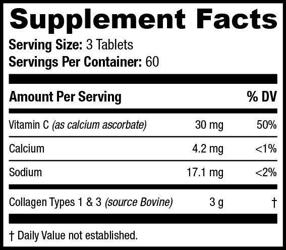 SAN Nutrition Collagen (60 Serve) 180 Tablets