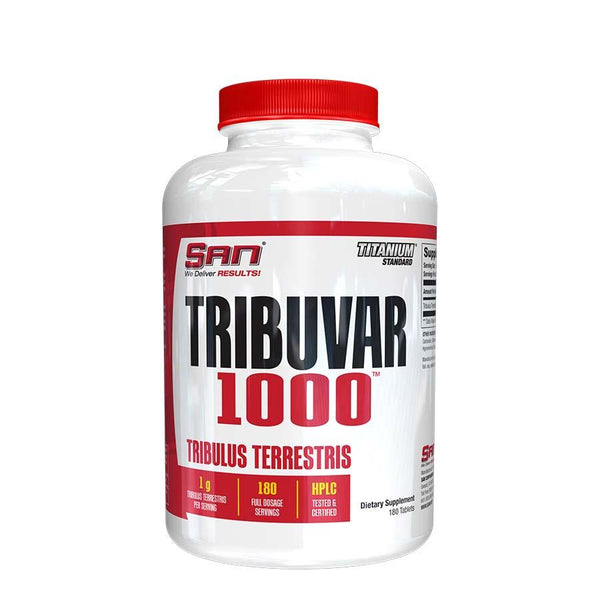 Vitamins & Health - SAN Nutrition Tribuvar 1000 (180 Serve) 180 Tablets