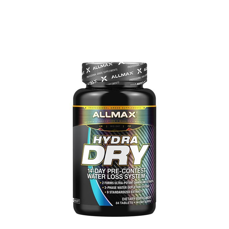 Weight Management - Allmax Nutrition Hydra Dry (28 Serve) 84 Capsules