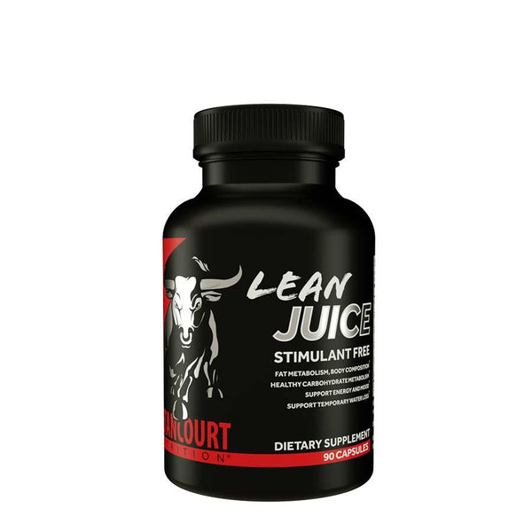 Weight Management - Betancourt Nutrition Lean Juice (30 Serve) 90 Capsules
