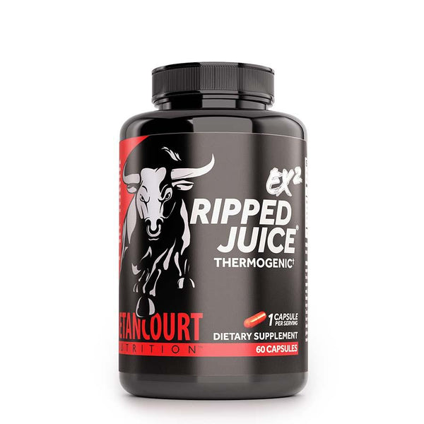 Weight Management - Betancourt Nutrition Ripped Juice Ex2 (60 Serve) 60 Capsules