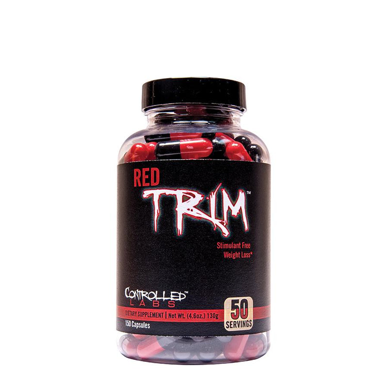 Weight Management - Controlled Labs Red Trim (50 Serve)