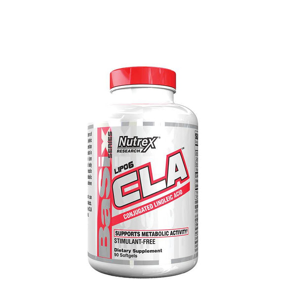 Weight Management - Nutrex Research Lipo-6 CLA