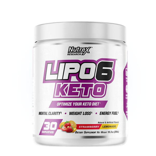 Weight Management - Nutrex Research Lipo6 Keto Powder (30 Serve) 176g