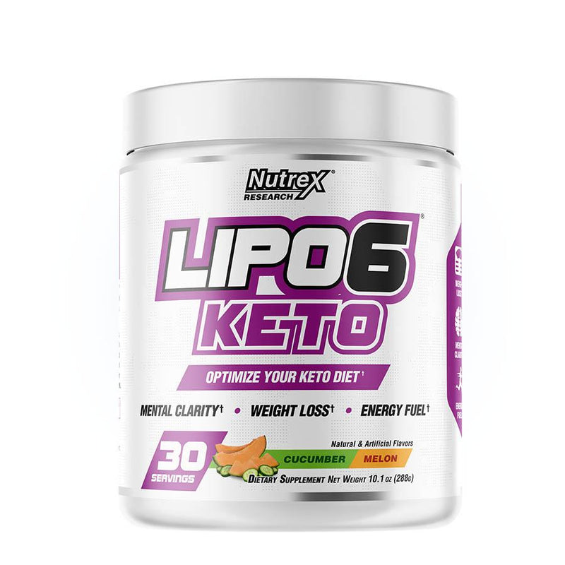 Nutrex Research Lipo6 Keto Powder (30 serve) 176g
