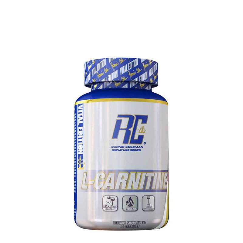 Ronnie Coleman Vital Edition L-Carnitine (60 Capsules)