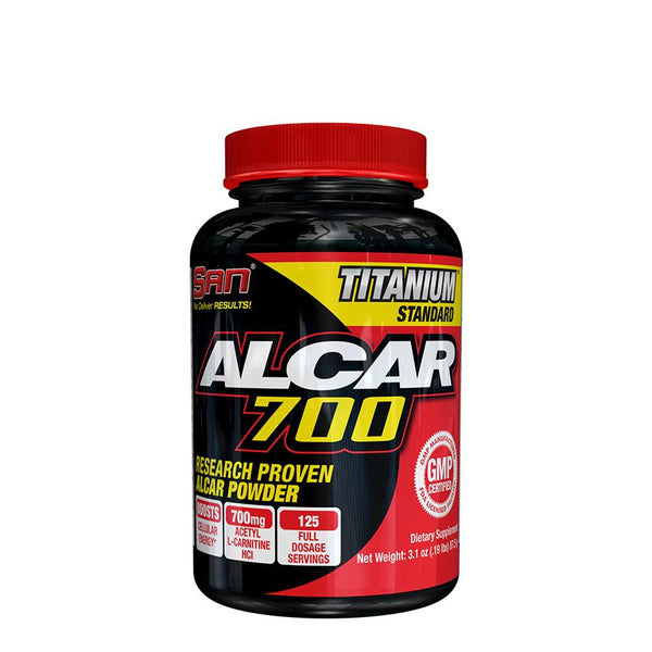 Weight Management - SAN Nutrition ALCAR 700 (125 Serve) 87g