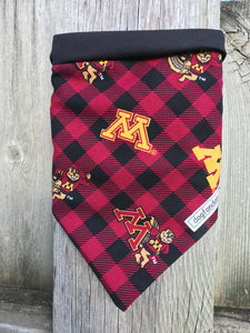 Limited Edition Plaid University Teams